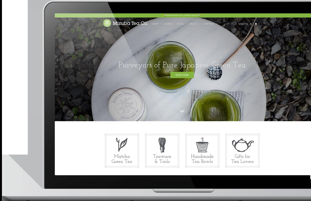 e-commerce website developer portland