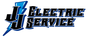 jj electric service logo