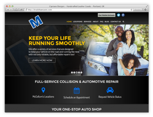 McCollum Auto Body