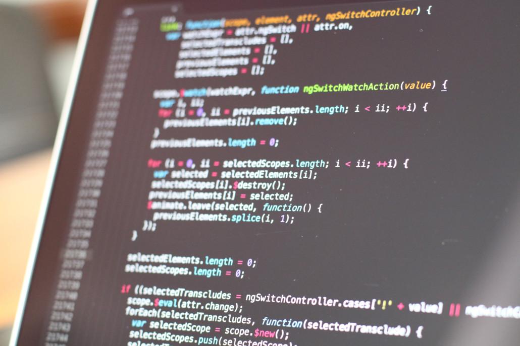 website cms coding custom programming