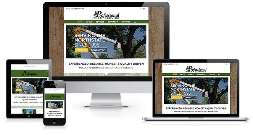 website design portland