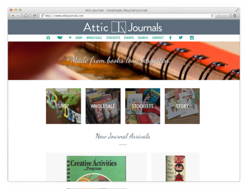 Attic Journals