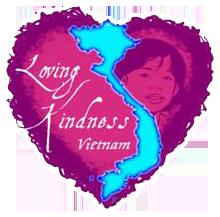 vietnam charity website design