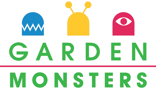 garden monsters logo