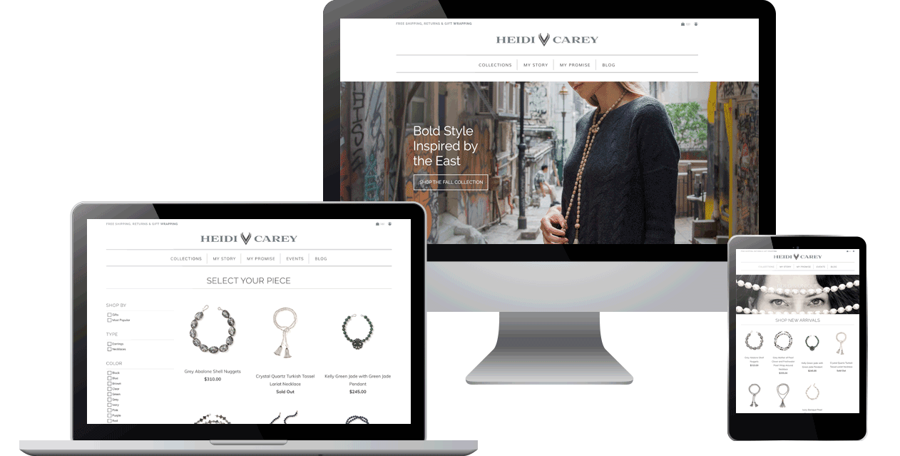 shopify web designer portland oregon